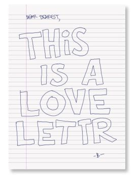 luv lettr by it3m