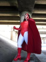 Scarlet Witch Acen 2011 by StuffiezPlz