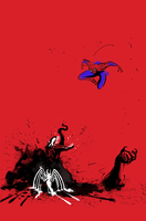 Threadless Venom ink by OrangePopFox