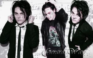 Gerard wallpaper by carberrylovett