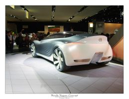 Mazda Nagare Concept by DmanLT21