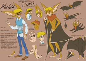 Melvin Ref Sheet by In-Tays-Head