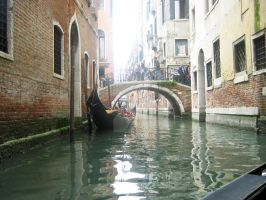 The Grand Canal of Venice by BLUE---WOLF