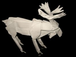 OrigaMOOSE by Pineapple29