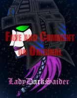 LadyDarkSaider by StarSaider by fembotsunite