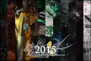 2015 ID A RAINBOW OF WOLVES by wolf-fire