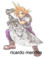 Cloud colored by ricardomendes