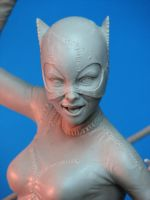 Catwoman Pfeiffer Closeup by TrevorGrove