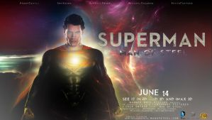 MAN OF STEEL by DemircanGraphic