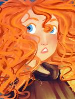 Merida by YaneYing