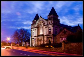 Southlands Methodist Church by Wainson