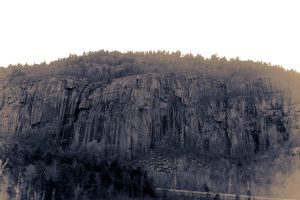 The Cliff's Of Adir by ZahrahLeona