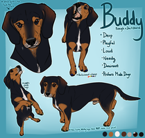 Buddy Reference by PittMixx