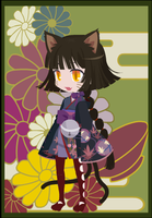 Name to adopt Cat-girl adoptable ~CLOSED~ by sami9820