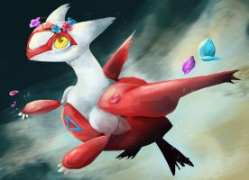 Latias by kamufish