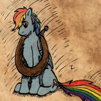 Rainbow Yoke by MetalPonyFan
