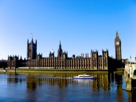 Houses of Parliament by hellslord