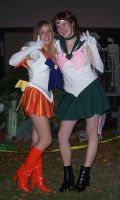 Sailor Scout Costumes by Amishanda