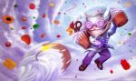 League of Legends - Sweet Tooth Ziggs by vesner