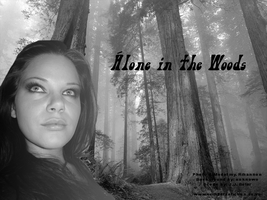 Rihannon - Alone in the Woods by Joran-Belar