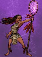 Lore - Shaman by DBed
