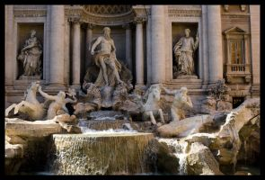 Great Fountain by Vagrant123