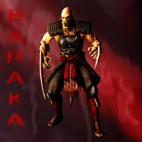 Baraka wallpaper by Amrock