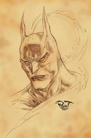 Batman by pant