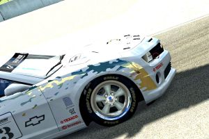 New Camaro Race Car GT5 2 by whendt