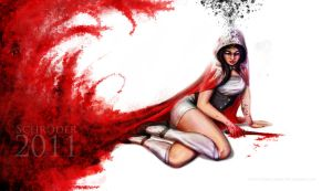 Red Riding Hood by FedeSchroe