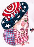 The all Muslim U.S.American by Jaaked
