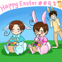 APH : Happy Italy Easter by slouph