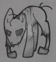.: MLP : Test Pose 4 :. by Rainb0wTwister