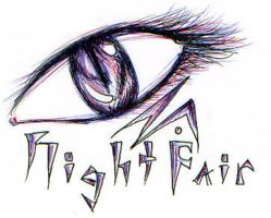 NightFair Eye by angstypoet
