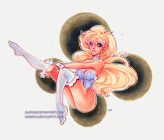 Sheryl Nome Commish by shidonii