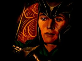 Loki - King by Aquila--Audax