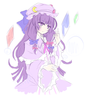 Patchy by ainokiseki