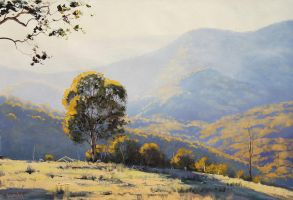 Australian Painting by artsaus