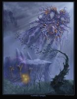 Dunwich Horror by Onychuk