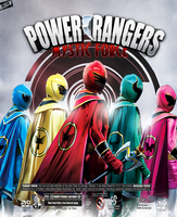 PowerRangers_POSTER by MTharwt
