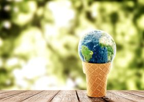 ice cream earth by kokosfer