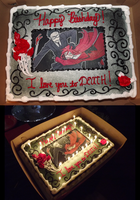-My 22nd Birthday Cake- by GayMenDancing