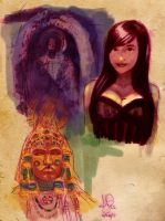 girls ghosts and gods by MicahJGunnell