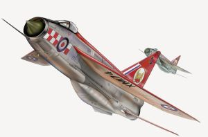 Electric Lightning FMK 1A by wakdor