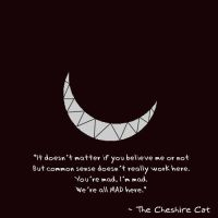CR - CR  AU Cheshire Cat Teaser by AitoYuuki