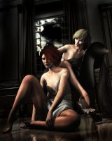 The Caress of the Vampyre by EStreet