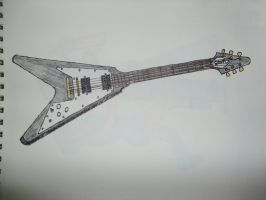 Artwork:Guitar 4 by Tommyhawk
