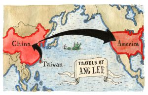 Travels of Ang Lee by JackRaz