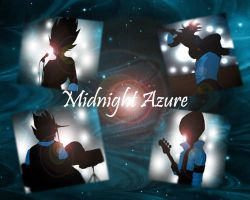 Midnight Azure by DarkAngelxVegeta