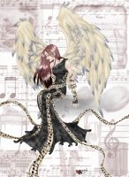 The Angel of Music by greyallison